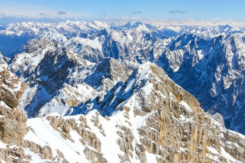 snow mountain mountain summit