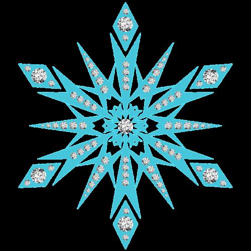 snow flake snowflake diamonds