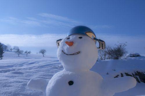 snow man snow man