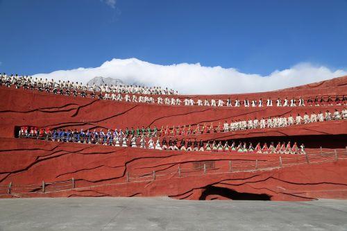 snow mountain performance tibetan