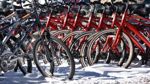 Snow Rental Bikes
