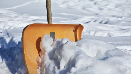 snow shovel winter service winter