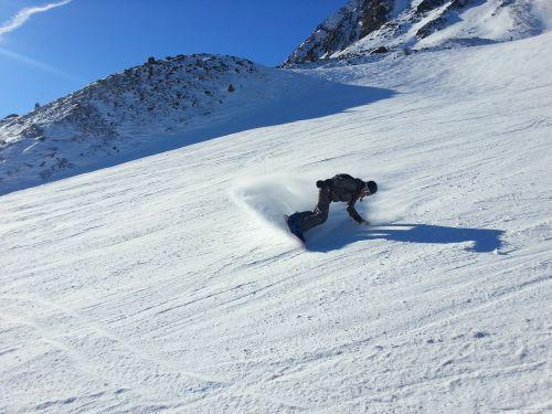 snowboard sandboarding fun
