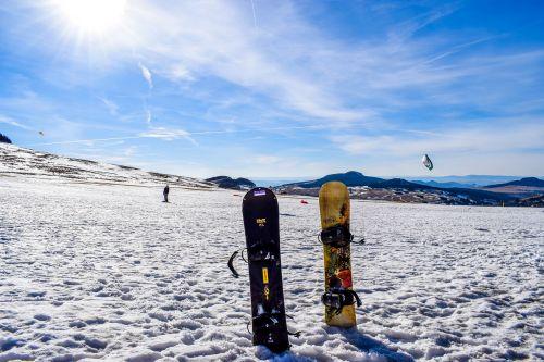 snowboard ski winter