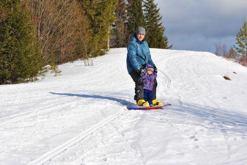 snowboard kids parents