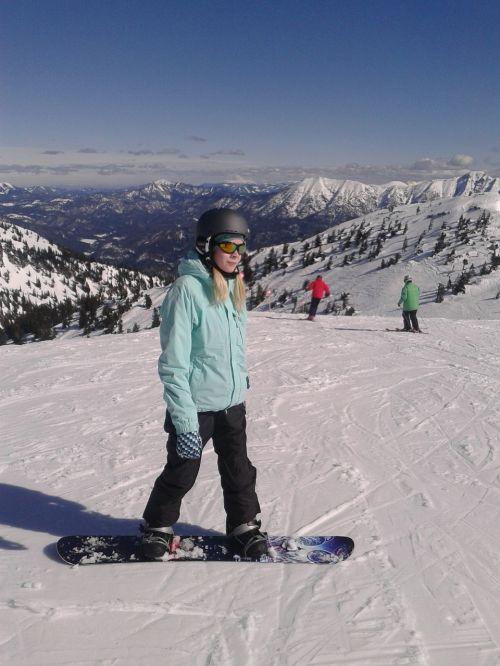 snowboard skiing hochkar