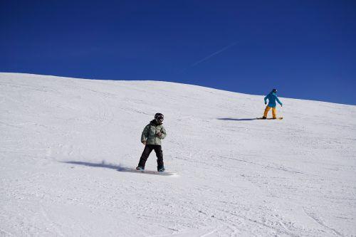 snowboard winter snow