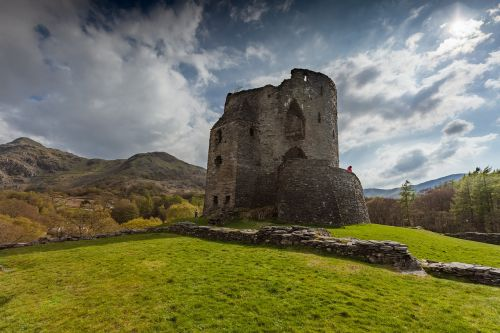 snowdonia castle welsh