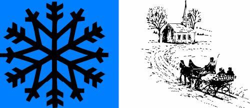 Snowflake N Sleigh