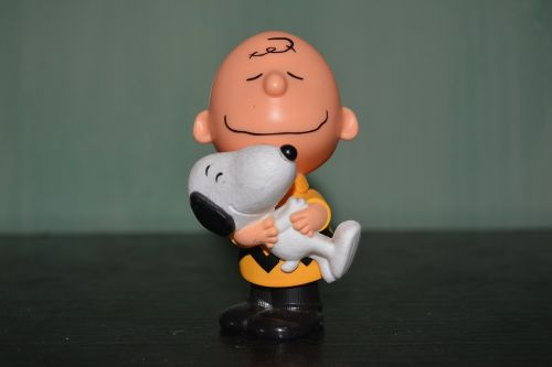 snowman toy charlie brown