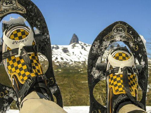 snowshoe snow shoes snowshoeing