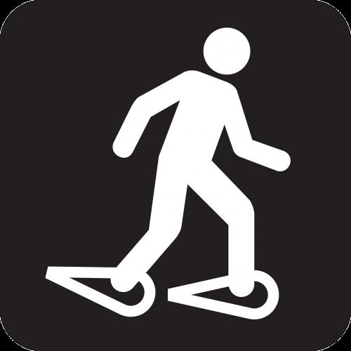 snowshoeing snowshoes hiking