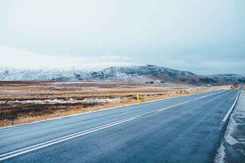 snowy mountains landscape mountains