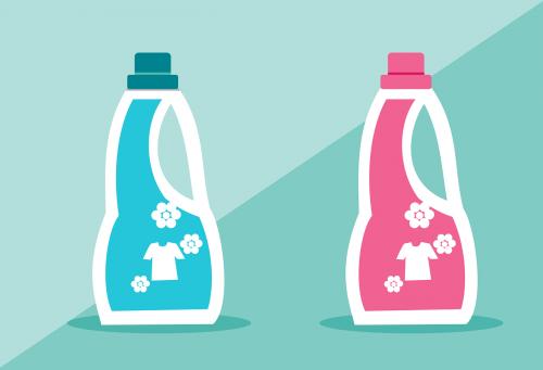 soap softener clean