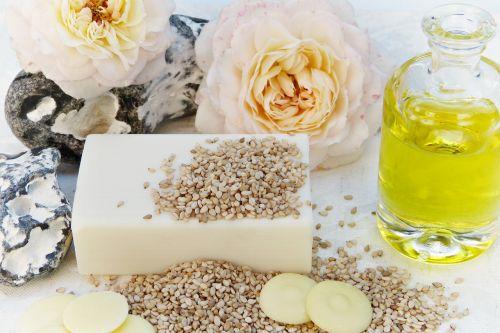 soap rose oil
