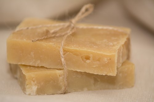 soap  beeswax  sheavaj