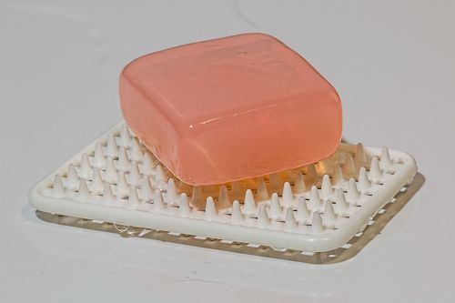 soap bath hygiene