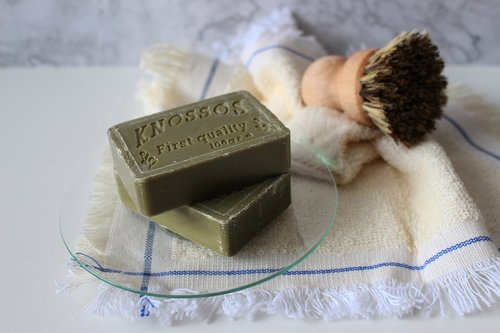soap  bristle  natural brush