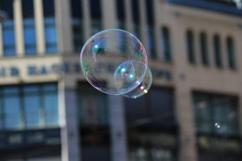 soap bubble air fun