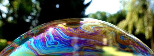 soap bubble  color  colorful