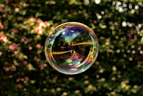 soap bubble  large  make soap bubbles