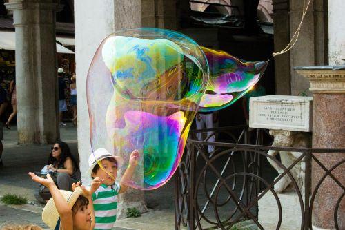 soap bubble street artists artists