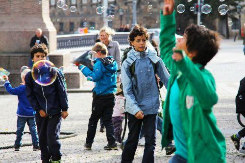 soap-bubbles soap bubbles city