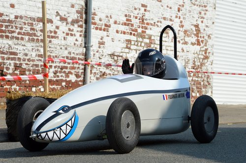 soapbox  vehicle  vehicle without engine