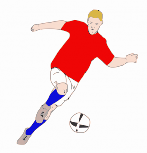 soccer sports man