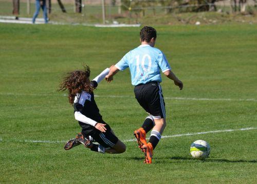 soccer tackle defense