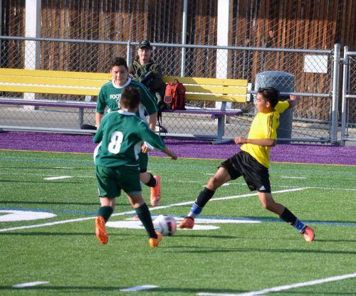 soccer team field