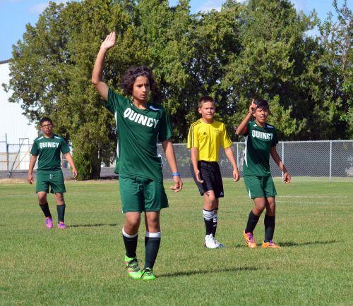 soccer middle school school