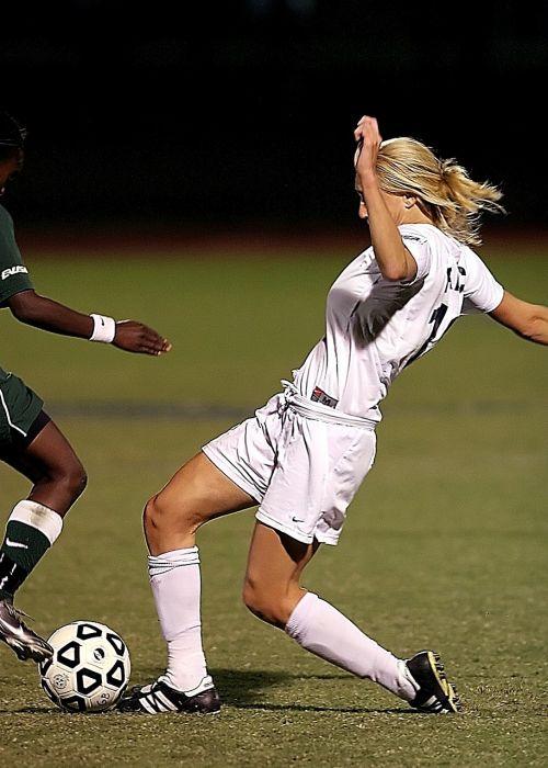 soccer female game