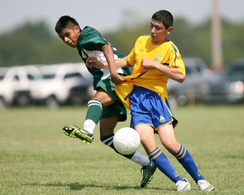 soccer football action