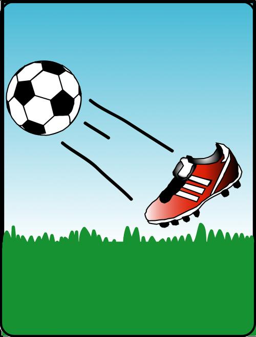 soccer soccer ball soccer shoe