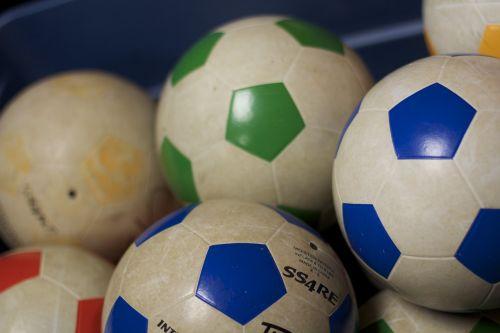 soccer ball physical education