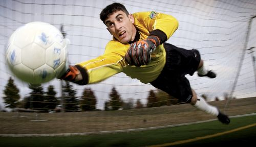 soccer goalkeeper competition
