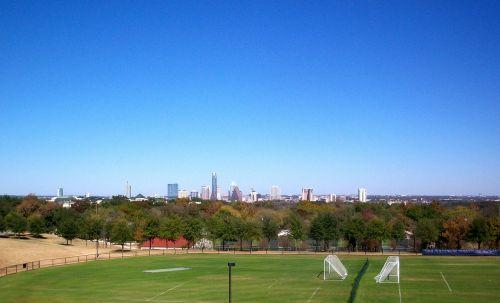 soccer field austin texas