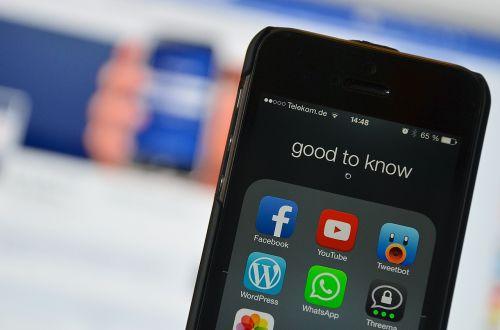 social media facebook social network