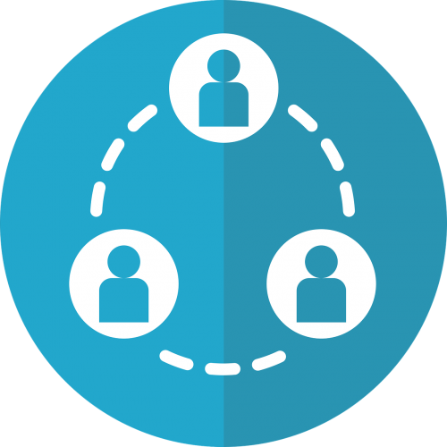 social network icon collaboration icon social icon