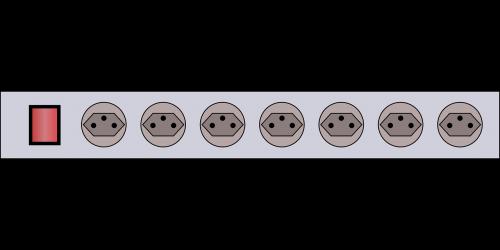 socket plug electronics