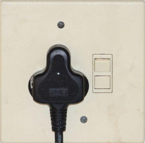 socket plug electricity