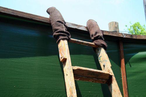 Socks For A Ladder