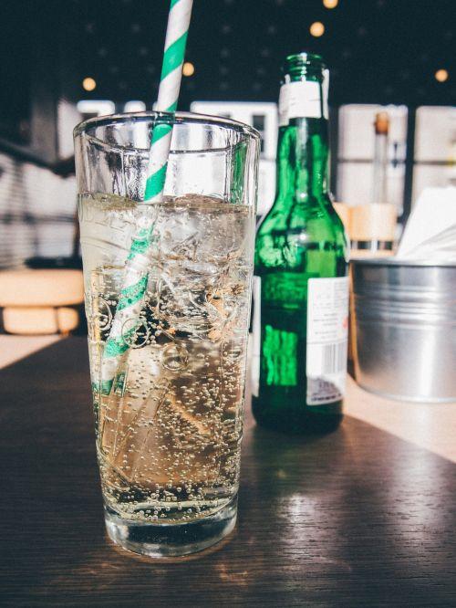 soda soft drink glass