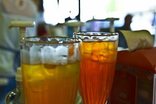 Soda Fountain Drinks