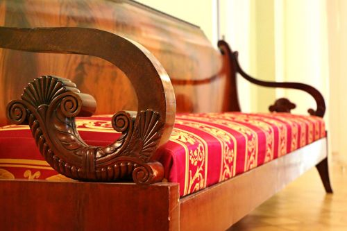 sofa vintage furniture