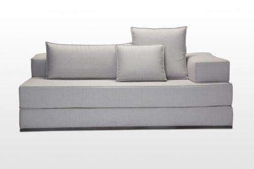 sofa luggage decoration