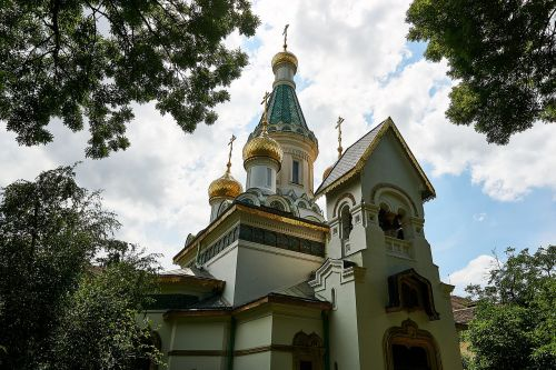 sofia bulgaria church