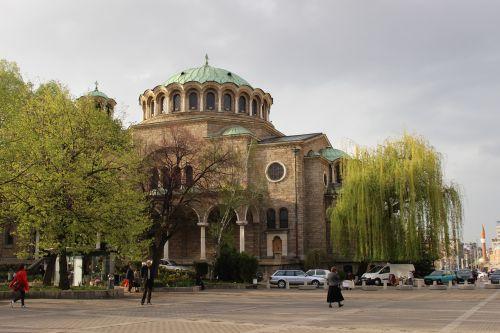 sofia bulgaria center