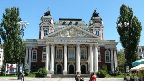 sofia national theatre bulgaria